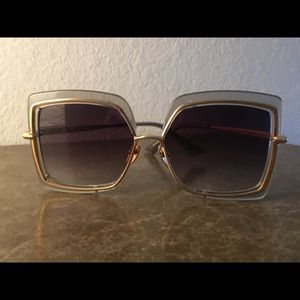 Dita Narcissus Sunglasses Brand New